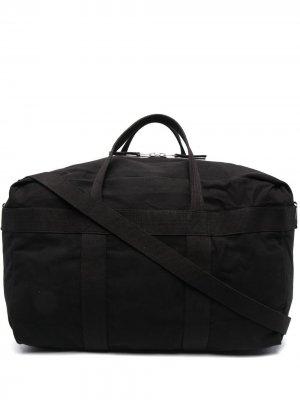 Большая дорожная сумка CK Calvin Klein. Цвет: черный