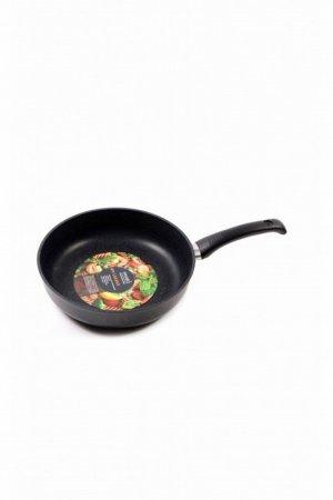 Сковорода 24 см PANAIRO. Цвет: черный гранит