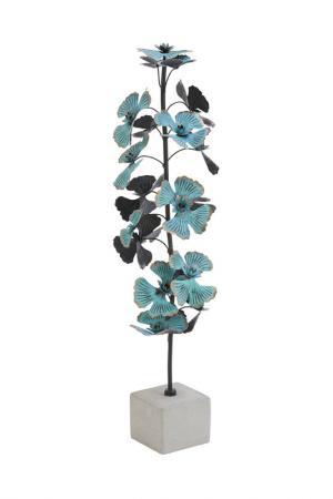Напольная скульптура UMA. Цвет: голубой