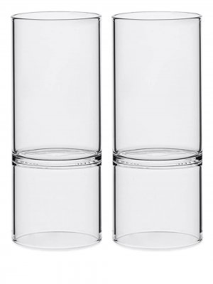 Набор бокалов для ликера Revolution Fferrone Design. Цвет: нейтральные цвета