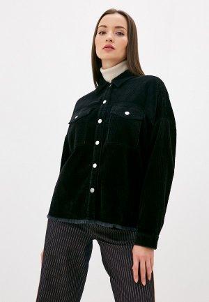 Рубашка b.young. Цвет: черный