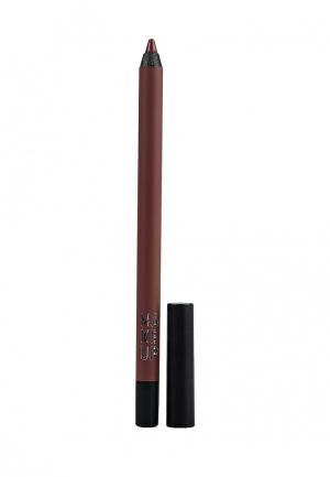 Карандаш для губ Make Up Factory. Цвет: коричневый