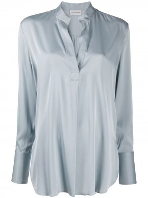 Рубашка Mabillion By Malene Birger. Цвет: синий