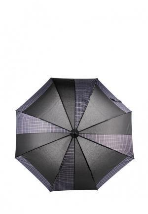 Зонт-трость Flioraj. Цвет: фиолетовый