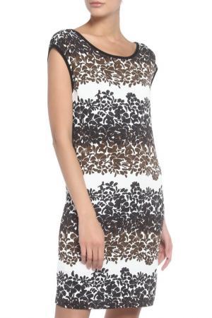 Платье Marella. Цвет: коричневый
