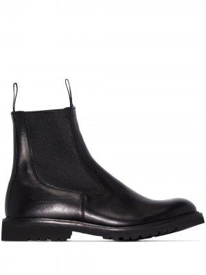 Trickers ботинки челси Tricker's. Цвет: черный