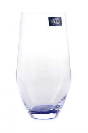 Набор стаканов 400 мл 6 шт. Crystalite Bohemia. Цвет: прозрачный