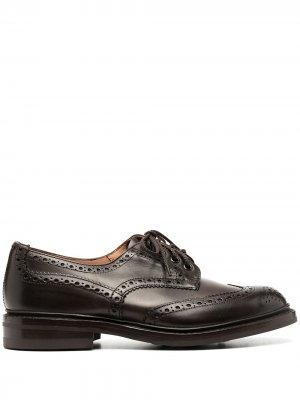 Trickers туфли Bourton Country Tricker's. Цвет: коричневый