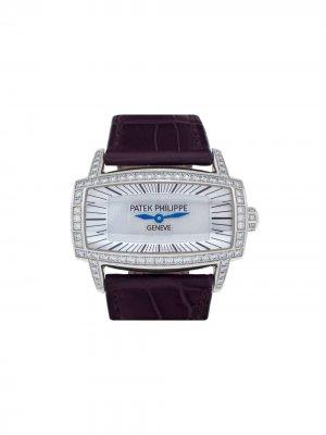 Наручные часы Gondolo Gemma 37 мм 2014-го года Patek Philippe. Цвет: белый