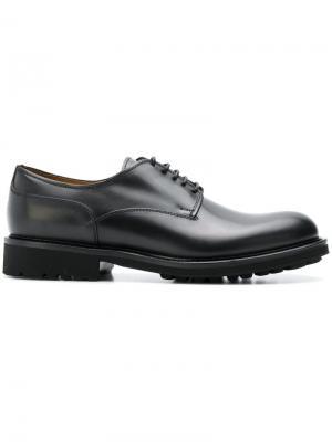 Derby shoes Doucal's. Цвет: черный