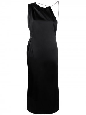 Вечернее платье 1017 ALYX 9SM. Цвет: черный