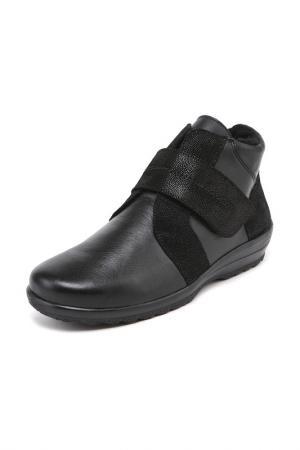Ботинки Alpina. Цвет: черный