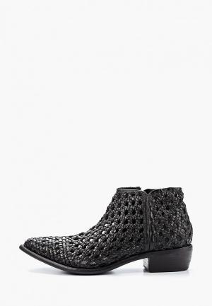 Ботинки Gioseppo. Цвет: черный