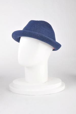 Шляпа Noryalli. Цвет: темно-синий