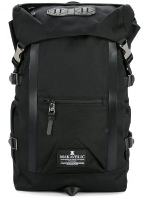 Рюкзак Makavelic. Цвет: черный